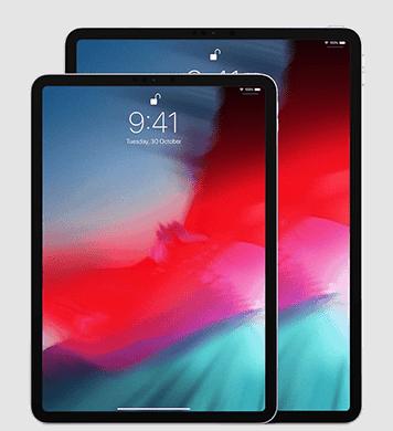 Все модели iPad