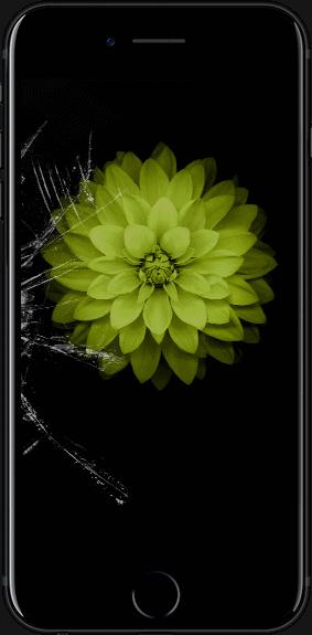 Треснуло стекло у айфон