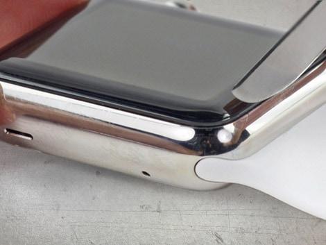 Снятие дисплея Apple Watch | KiberCentre