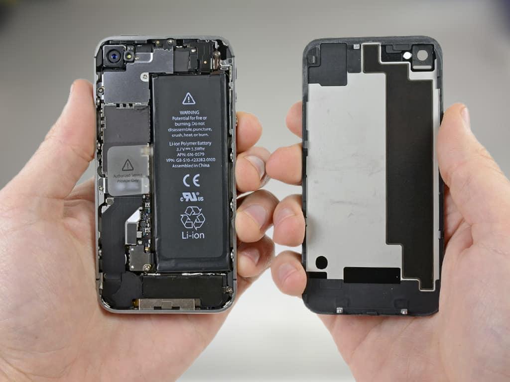 iPhone 4/4S в разборе