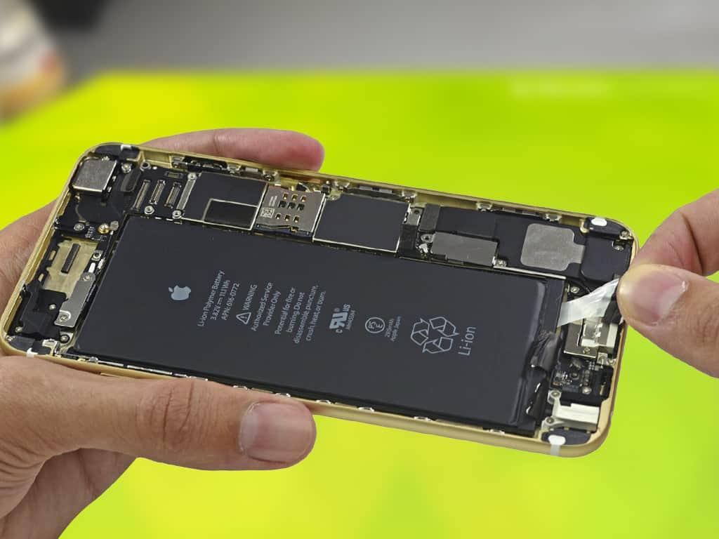iPhone 6 в разборе