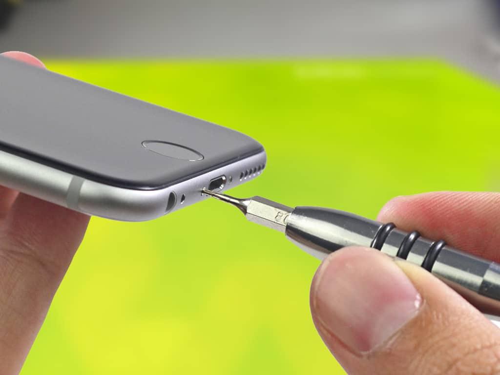 Подготовка к ремонту iPhone 6
