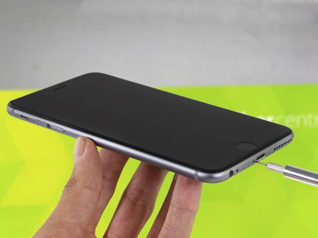 Разбор iPhone 6s Plus | KiberCentre.ru