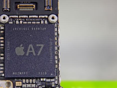 Процессор iPhone 5s