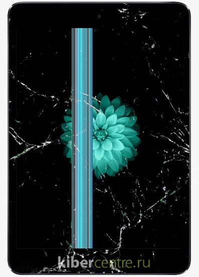 Разбитый iPad Mini 3