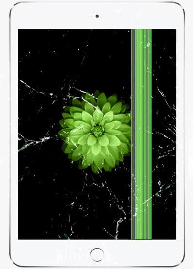 Разбитый iPad Mini 4