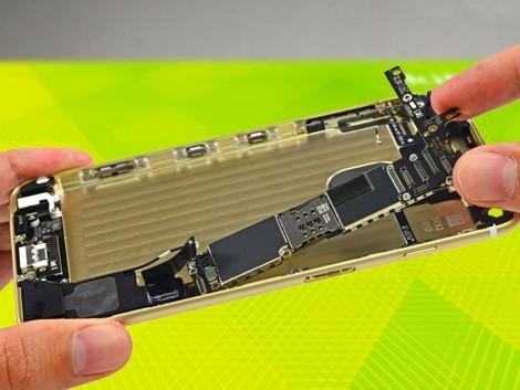 iPhone 6 Plus в разборе