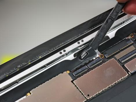 Подготовка iPad 4 для ремонта | KiberCentre