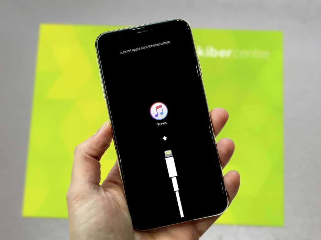 Прошивка iPhone | KiberCentre.ru