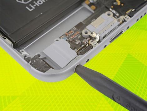 Разъем наушников iPhone