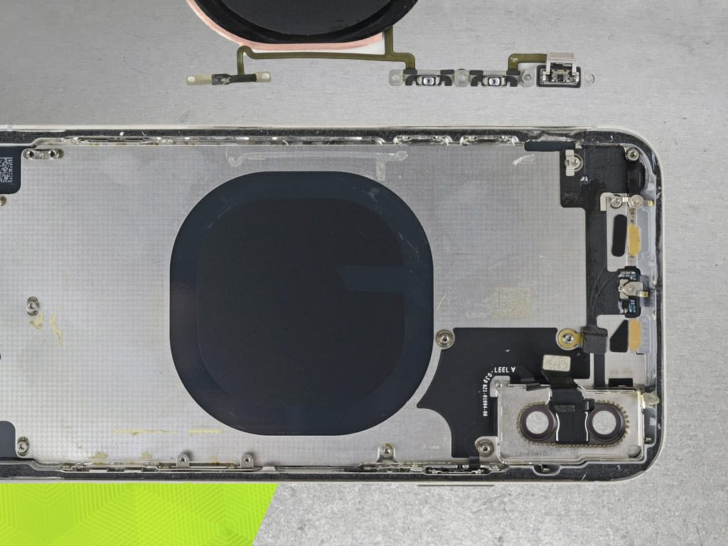 iPhone в разборе