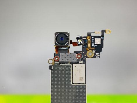 Камера iPhone 5