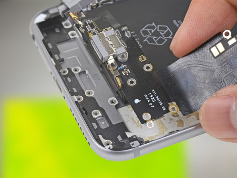 Айфон 6с плюс в разборе   KiberCentre
