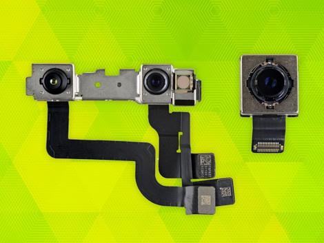 Фронтальная камера iPhone