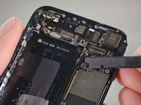 iPhone 5 в разборе