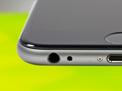 Разъем для наушников iPhone 6