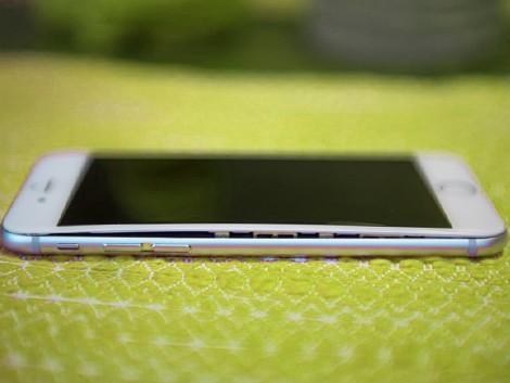 Вздалась батарейя iPhone 6s