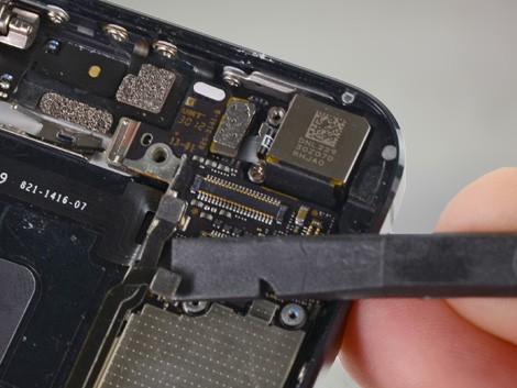 Установка камеры iPhone 5 | KiberCentre