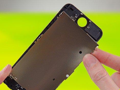 Стекло iPhone 5c
