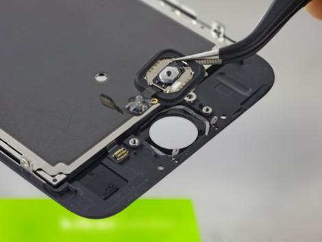 Замета старой кнопки ХОМ iPhone 6s | KiberCentre