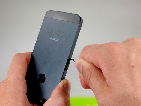Установка нового корпуса iPhone 5   KiberCentre