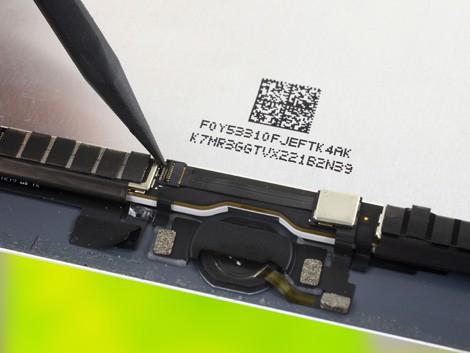 Камера iPad Mini 4