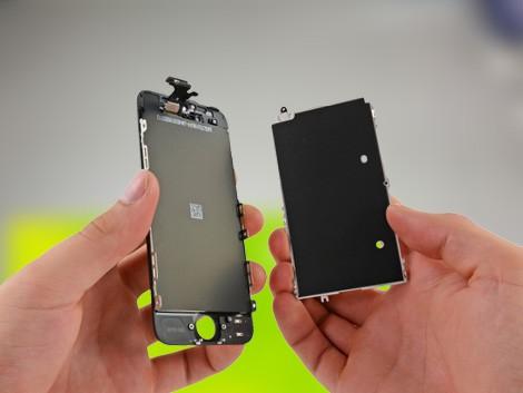 Стекло и дисплей iPhone 5