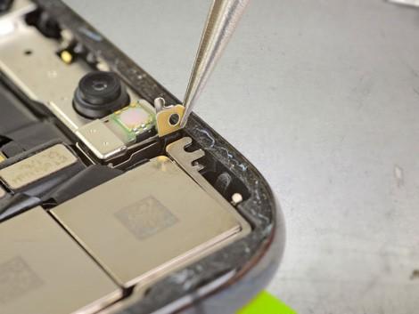 Демонтаж камеры камеры iPhone X | KiberCentre.ru