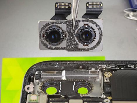 Установка камеры на iPhone X | KiberCentre.ru