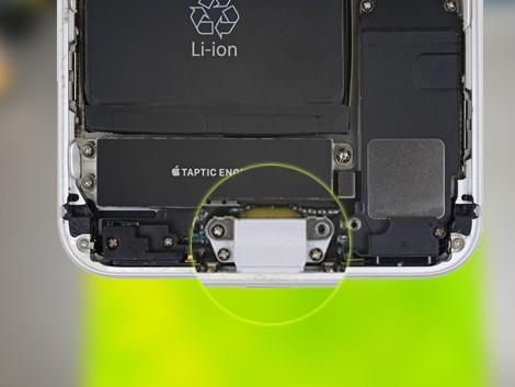 Разъем зарядки iPhone 8 + | KiberCentre.ru