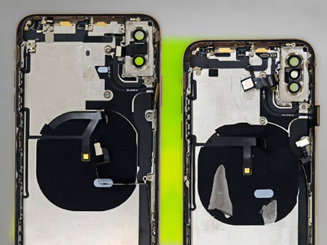 Корпус iPhone XS Max