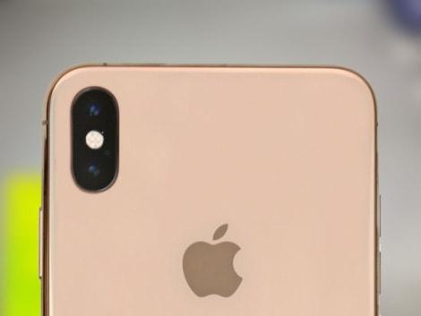 Задняя панель iPhone XS Max