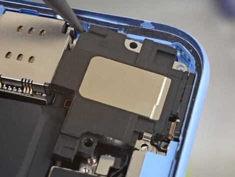 Установка динамика на iPhone XR | KiberCentre.ru