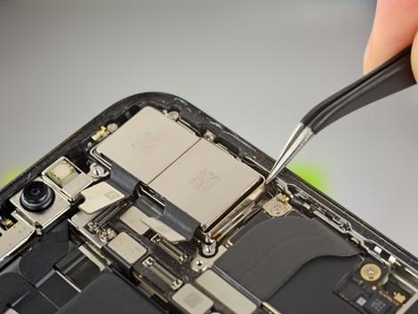 Удаление камеры iPhone XS Max   KiberCentre.ru