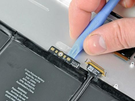 Установка нового аккумулятора iPad 2 | KiberCentre
