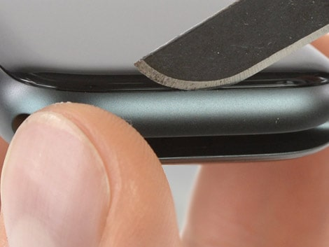 Замена стекла Apple watch 4