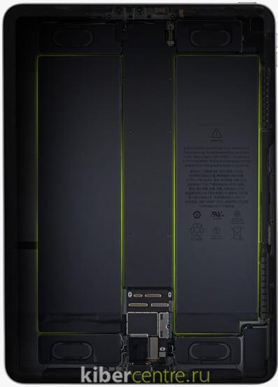 Установка новой батареи на iPad | KiberCentre
