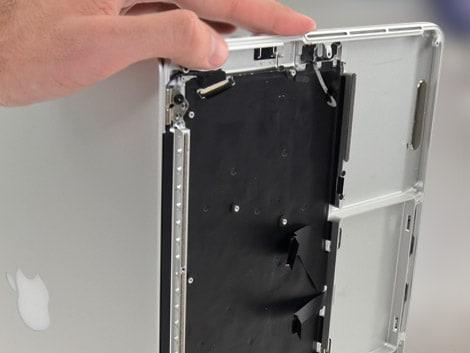 Замена клавиатуры MacBook
