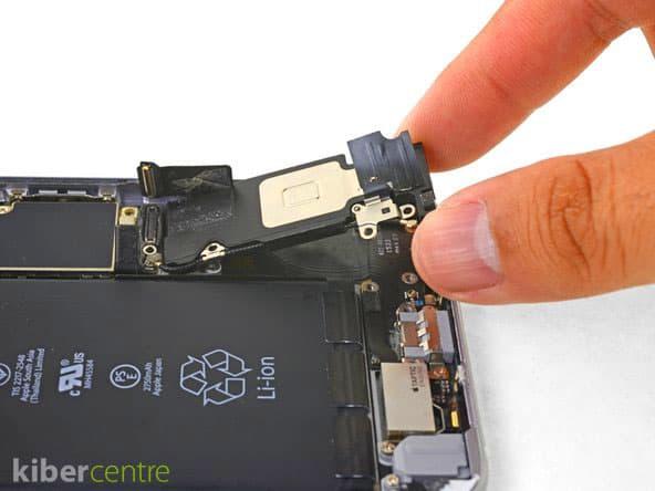 Замена сломанного динамика на айфон 11