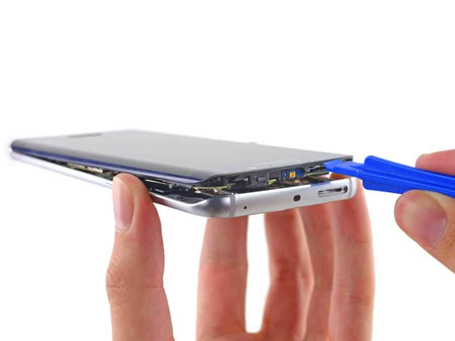 Вскрытие смартфона