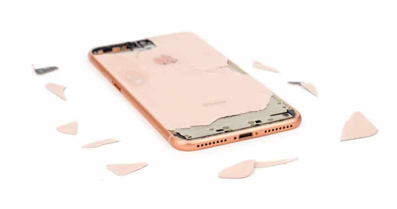 Заднее стекло iPhone 12 Pro