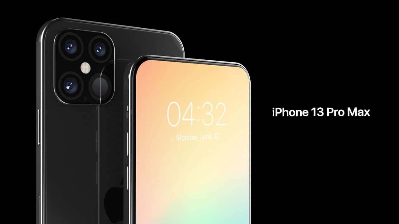 Айфон 13 про макс