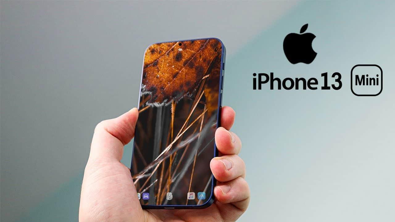 айфон 13 мини