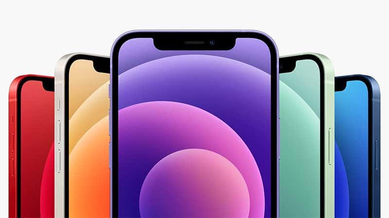iPhone 13 mini, замена заднего стекла